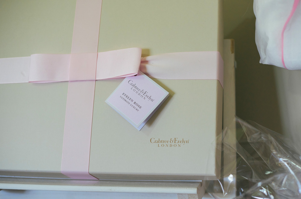 crabtree and evelyn ultimate luxury set