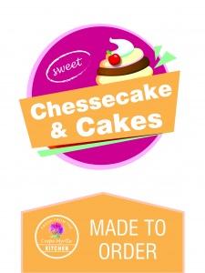 cakes, stroud, coffee, crepe myrtle, cheesecakes