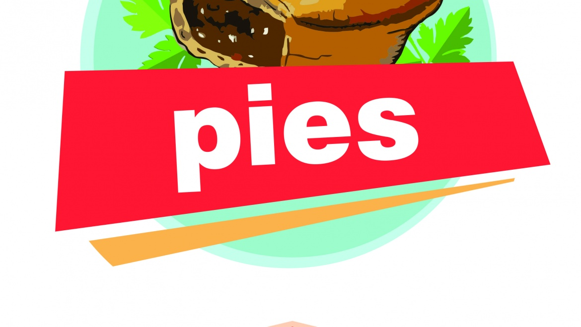 Pies and sauce